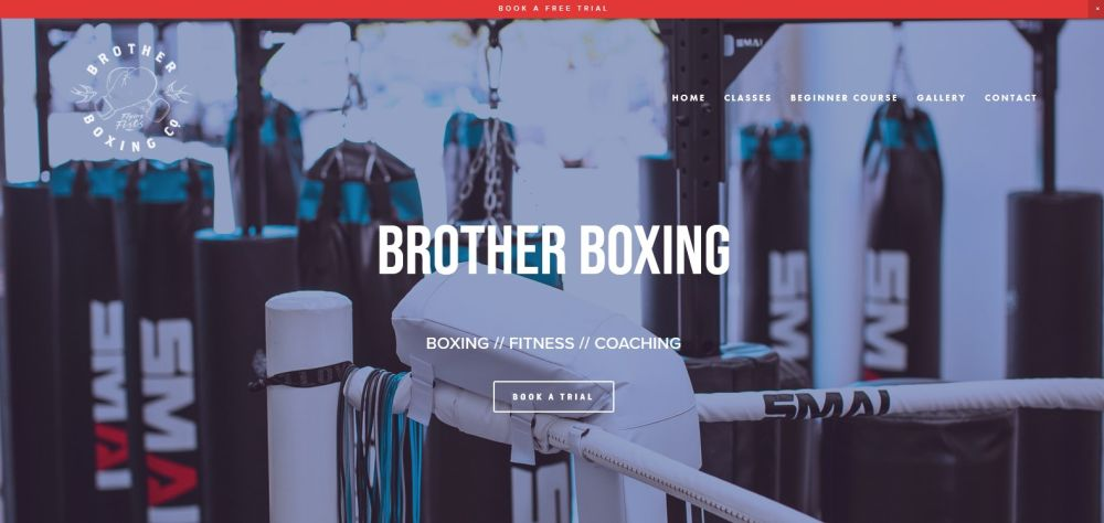 Brother Boxing Boxing And Fitness — Mozilla Fire