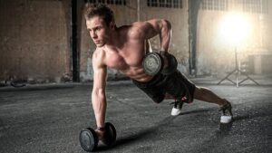 can you do cardio with dumbbells 1
