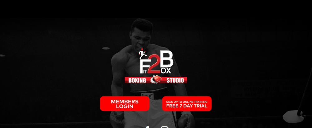Fit2box Boxing Studio