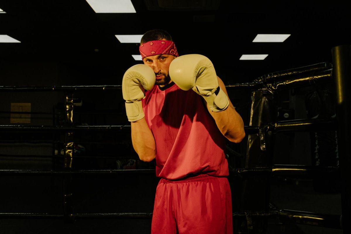 Boxer Guard Up